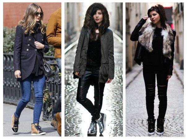 Dicas de moda sobre como usar tênis que compõem looks casuais - calça 1
