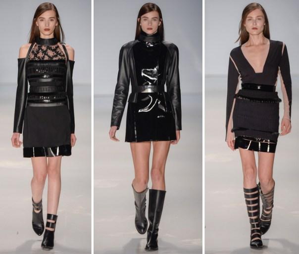 3 tendências de moda inverno 2015 - health goth - Gloria Coelho