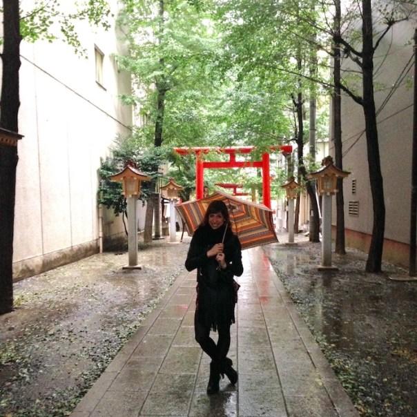 Dicas de Tóquio - viagem para o japão - chegando no Hanazono