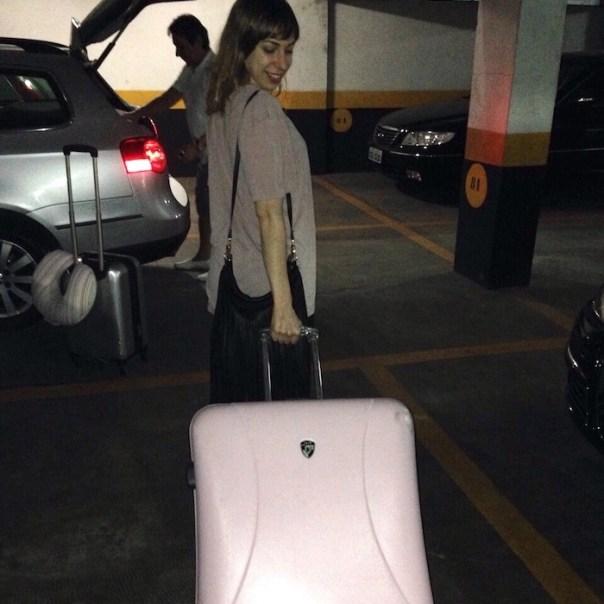 viagem para o japão - mala e cuia