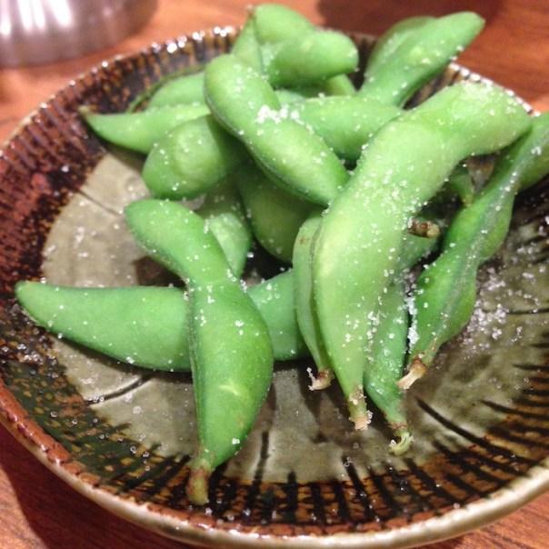 Dicas de Tóquio - viagem para o japao - edamame