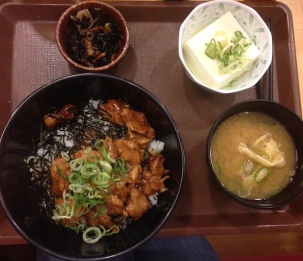 dicas de tóquio - viagem para o japao - primeiro jantar 2