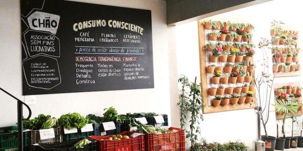 Comprar organicos em sao paulo - instituto chao