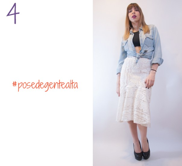 look do dia: como usar saia midi