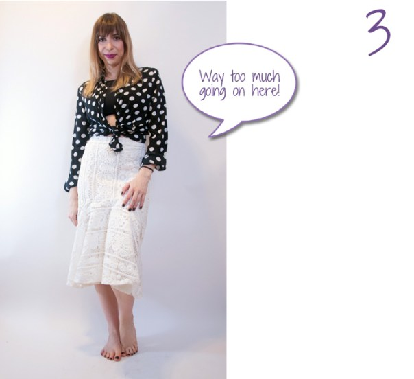 midi skirt look 3