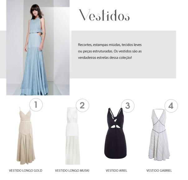 Vestidos Cris Barros