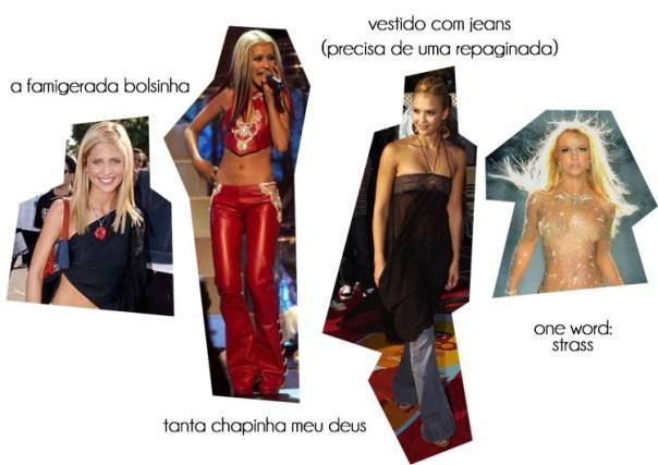 Moda dos Anos 2000