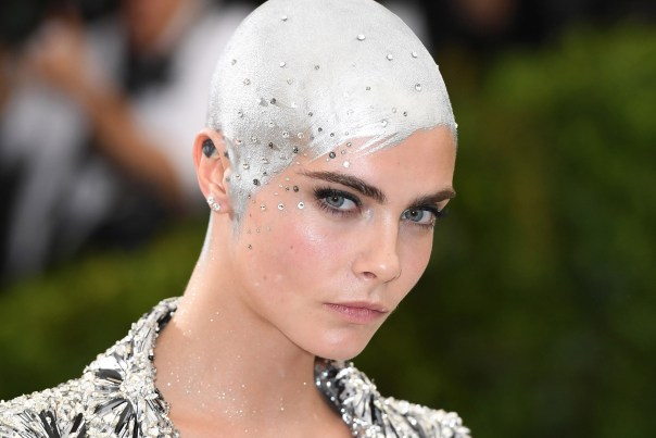 Cara Delevigne Ex Machina