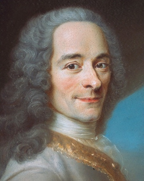 Femeia care cauta Ferney Man Voltaire