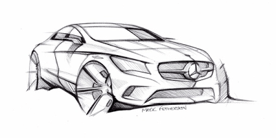 Car Design Sketching Tips 2 by Luciano Bove