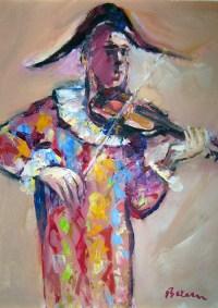 Lucian Strochi - colectia de arta