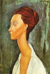 amedeo-modigliani-lunia-czechovska-1919