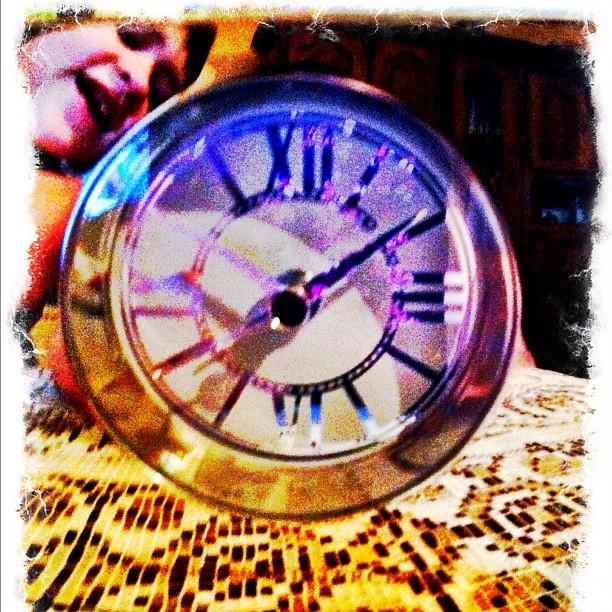 Clock & Face