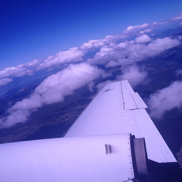 Flying NorthWestern Air from Abbotsford to Kelowna, BC, Canada