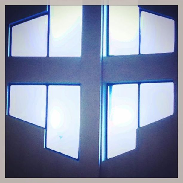 Cross Church Windows