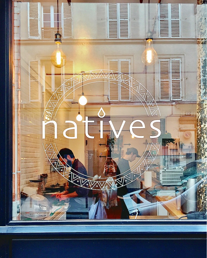 Natives Paris Lucia Talks Pictures