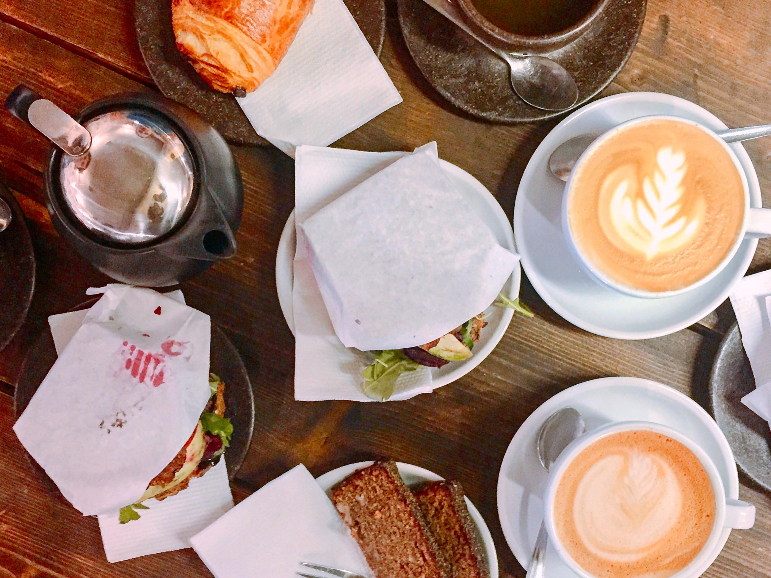 Oslo Kaffebar, moving Oslo to Berlin