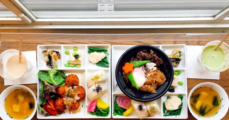 Tofuya, a healthy Japanese concept store in Paris