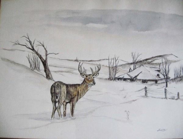 Watercolor Paintings Lucia Wong Artwork