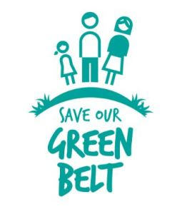 Save Our Green Belt logo