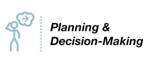 Graphic - Planning and decision making