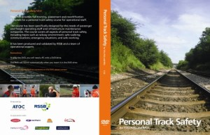 Personal Track Safety DVD