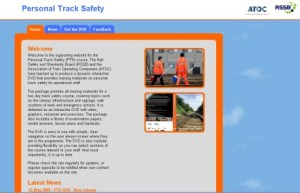 Screenshot - Personal Track Safety