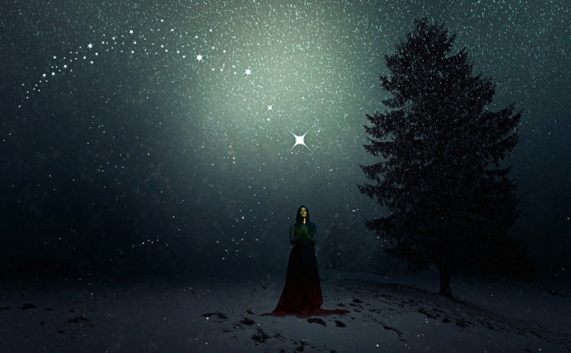 on a dark night lucid dreams and the holy spirit