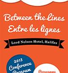 Editors Canada 2013 Conference
