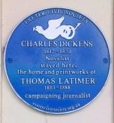 Dickens Blue