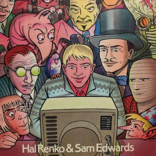 Hal Renko and Sam Edwarks. Adventures! (1986).