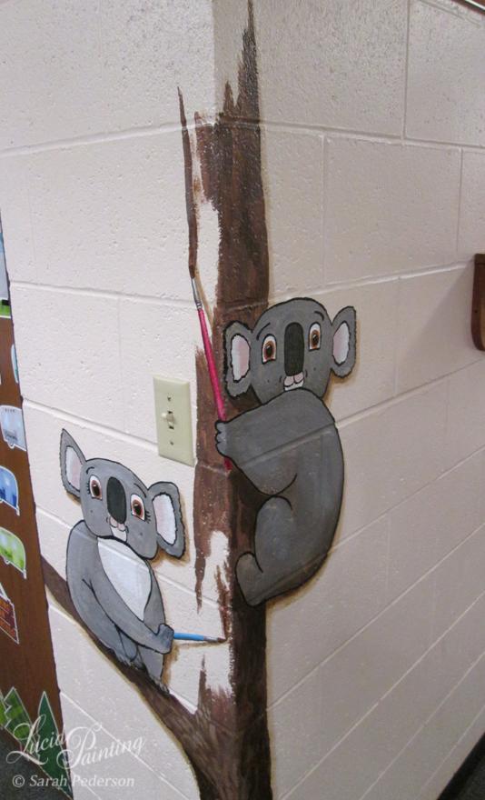 Koala bears