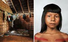 Ahkohxet, 8, Amazonia, Brazil