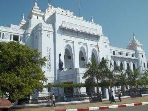 Rangoon City Hall