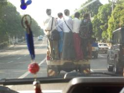 Rangoon Commute
