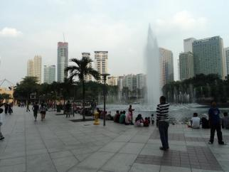 Petronas Twin Towers & KLCC Park
