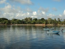 Golfito Bay - Where you meet the ferry to Golfito on the way to Panama
