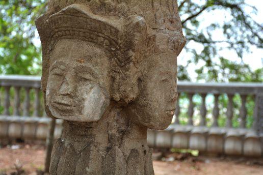 phnom krom cambodia sandstone