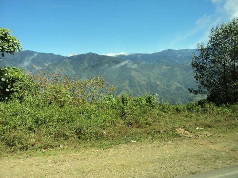 mountains san jose costa rica