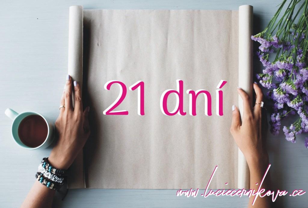 Výzva 21 dní