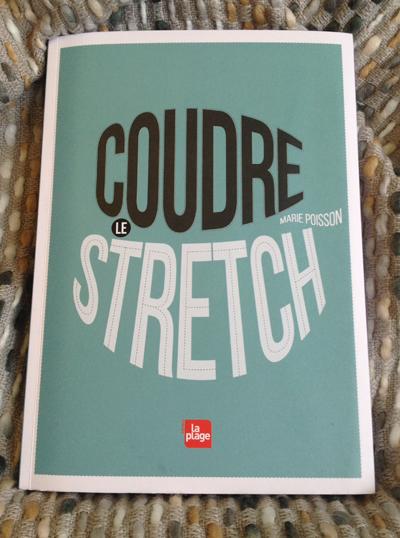 couverture du livre Coudre le stretch