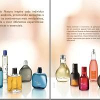 Perfumaria Natura - Novidades