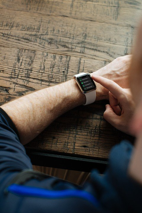 'Free' Apple watch for 'your' data?