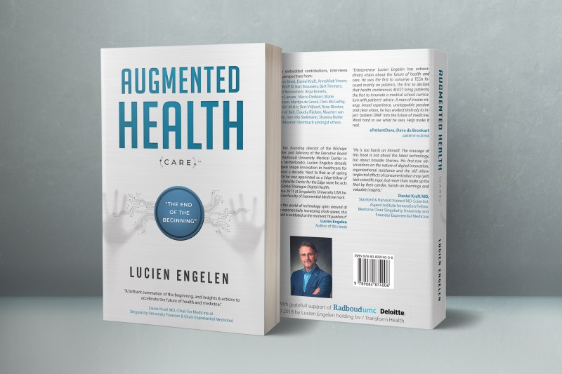 Augmented Health(care): the End of the Beginning Paperback