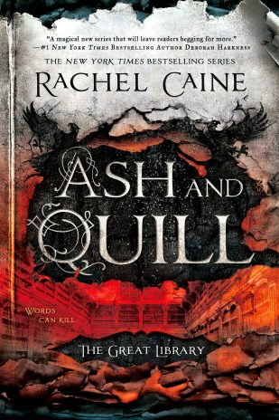 Ash and Quill US cover