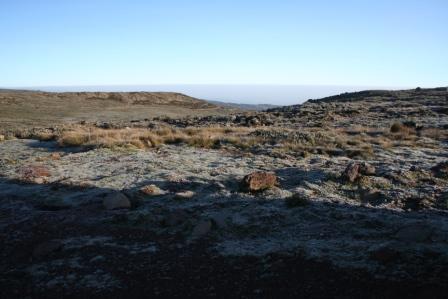 13,500 feet up in Ethiopia