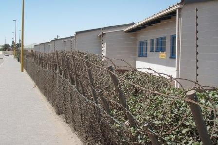 Swakopmund Rest Camp or Stalag 13?