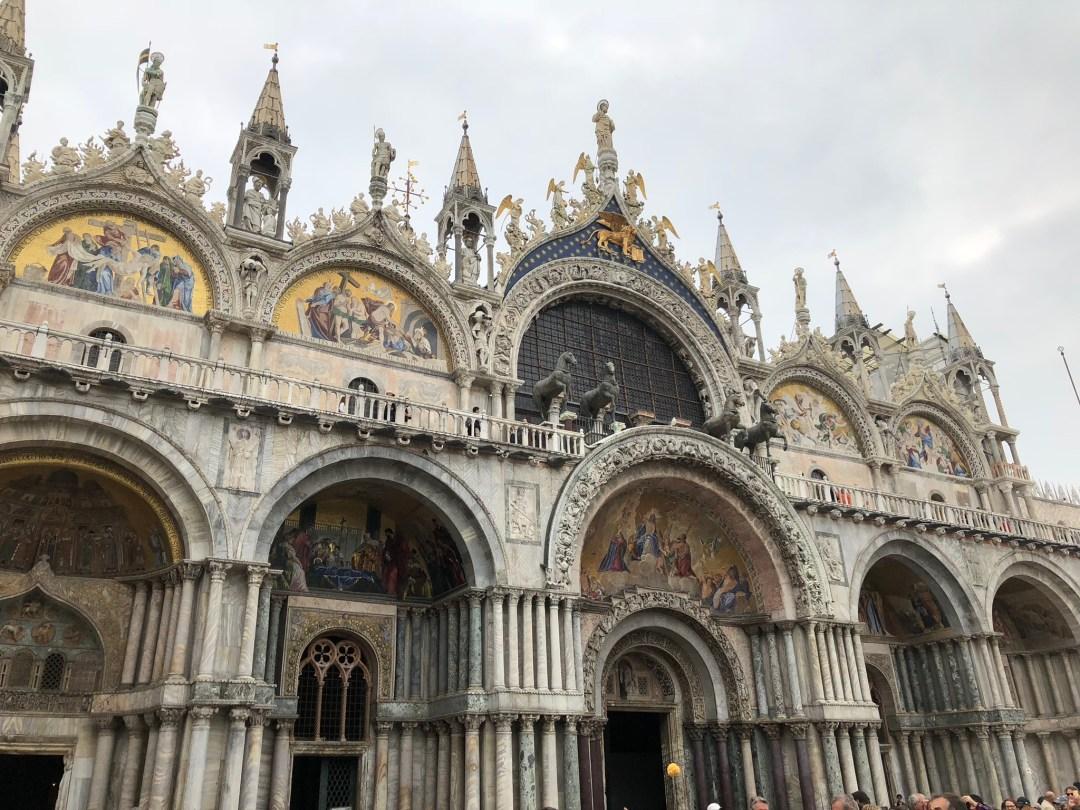 Saint Mark's Basilica, Italy