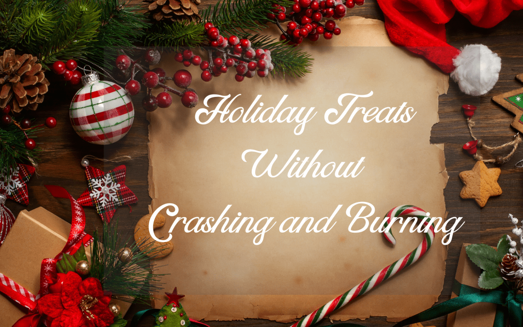 Holiday Treats Without Crash Blog Banner