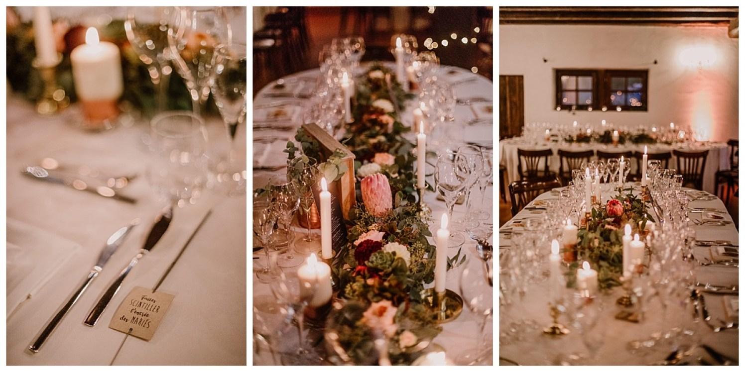 décoration mariage bohème alsace